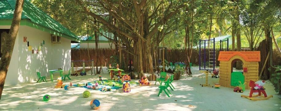 Hotel Kihaa Maldives Island Resort (fotografie 34)
