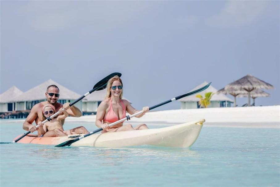 Hotel Kihaa Maldives Island Resort (fotografie 37)