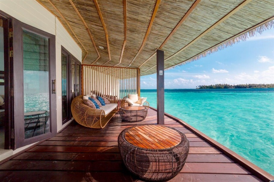 Hotel Kihaa Maldives Island Resort (fotografie 40)
