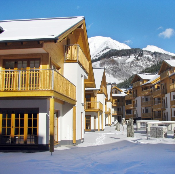 Apartmánový komplex Schönblick Mountain Resort (fotografie 6)