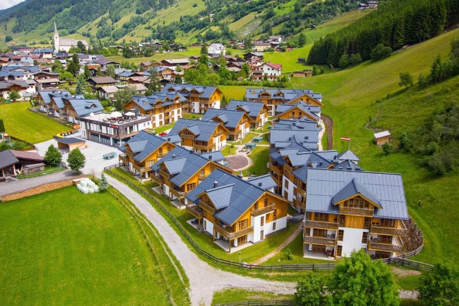 Apartmánový komplex Schönblick Mountain Resort (fotografie 16)