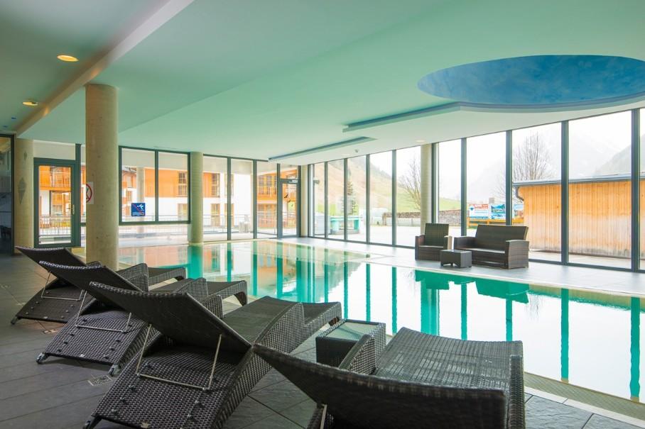 Apartmánový komplex Schönblick Mountain Resort (fotografie 18)