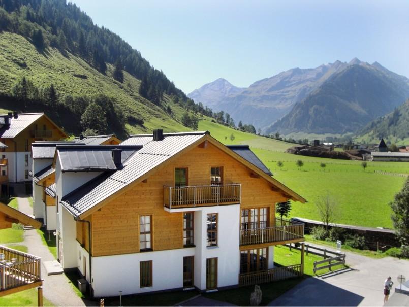 Apartmánový komplex Schönblick Mountain Resort (fotografie 25)