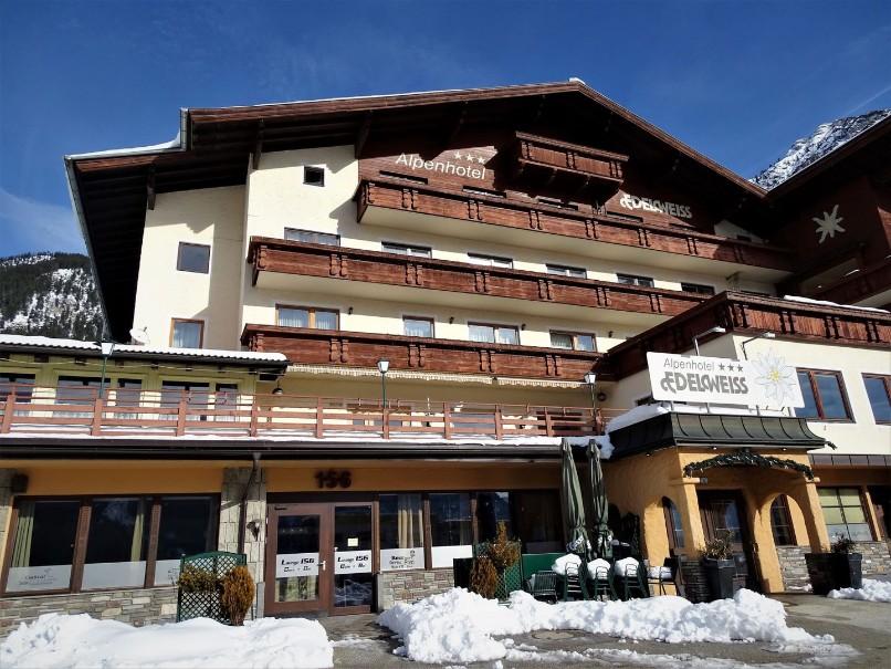 Alpenhotel Edelweiss (fotografie 1)