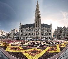 To nejlepší z Belgie + Květinový koberec + Waterloo