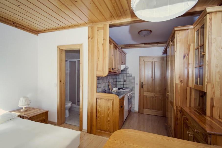 Apartmány Muštrinka (fotografie 3)