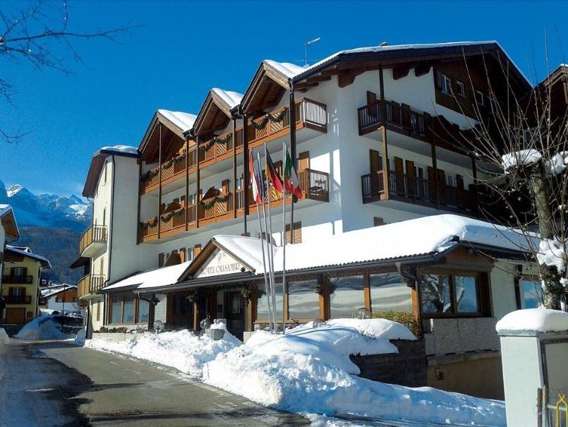 Hotel Olisamir (fotografie 1)