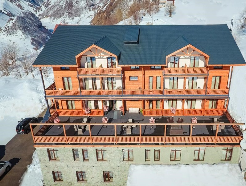 Hotel Gudauri Inn (fotografie 4)