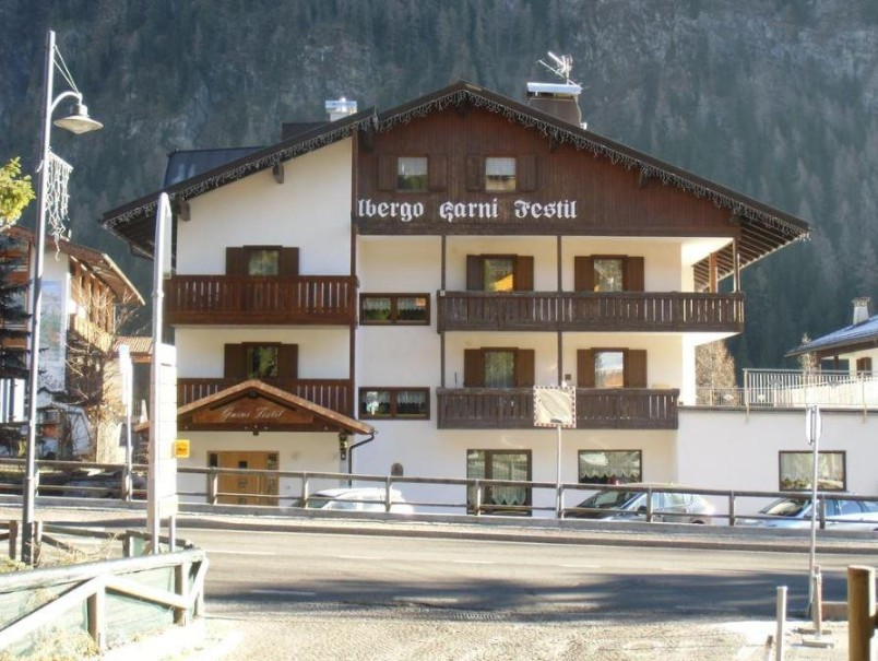 Hotel Garni Festil (fotografie 1)
