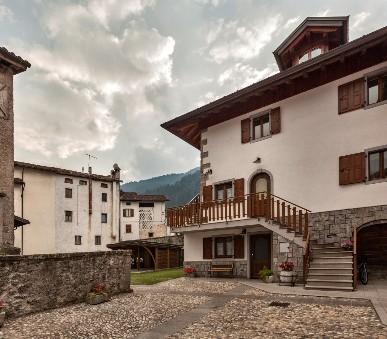 Apartmány Calendula Albergo Diffuso Borgo Soandri