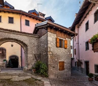 Apartmány Genziana Albergo Diffuso Borgo Soandri