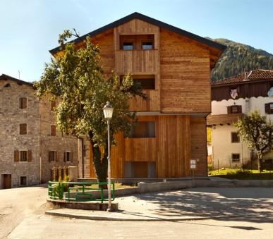 Aparmtány Dafne Albergo Diffuso Borgo Soandri