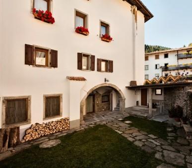 Apartmány Rosa Delle Alpi Albergo Diffuso Borgo Soandri