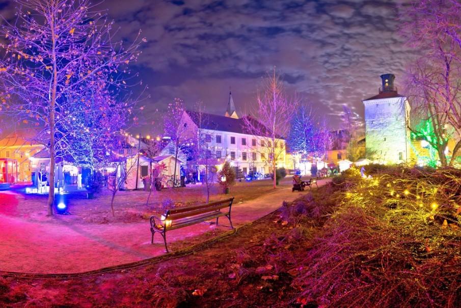 Slovinsko a Chorvatsko s Vánočními trhy (fotografie 4)