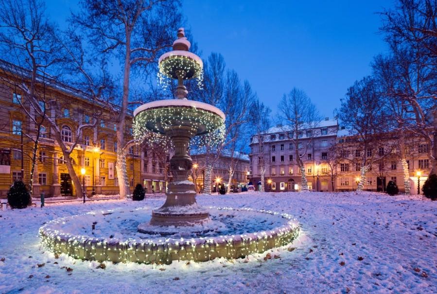 Slovinsko a Chorvatsko s Vánočními trhy (fotografie 5)