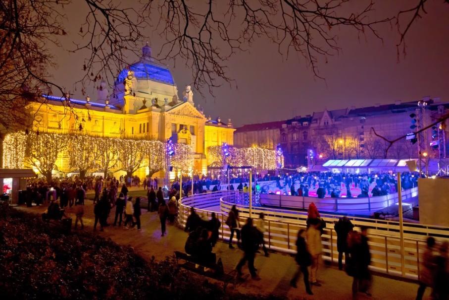 Slovinsko a Chorvatsko s Vánočními trhy (fotografie 6)
