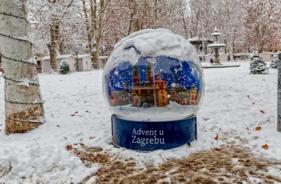 Slovinsko a Chorvatsko s Vánočními trhy (fotografie 13)