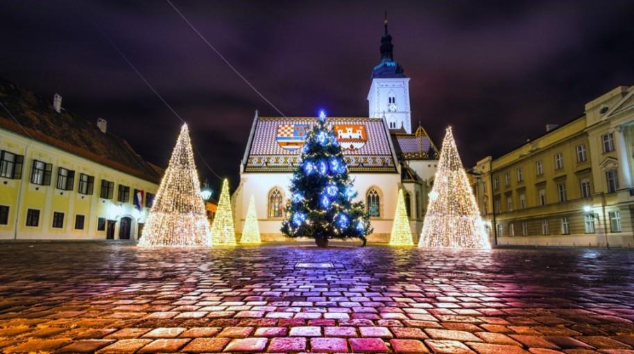 Slovinsko a Chorvatsko s Vánočními trhy (fotografie 15)