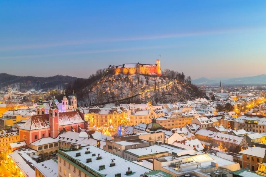 Slovinsko a Chorvatsko s Vánočními trhy (fotografie 17)