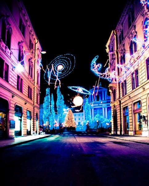 Slovinsko a Chorvatsko s Vánočními trhy (fotografie 23)