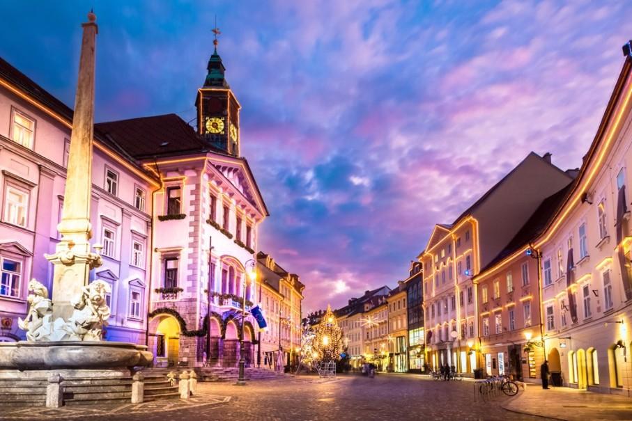 Slovinsko a Chorvatsko s Vánočními trhy (fotografie 25)