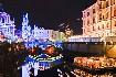 Slovinsko a Chorvatsko s Vánočními trhy (fotografie 1)