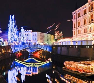 Slovinsko a Chorvatsko s Vánočními trhy (hlavní fotografie)