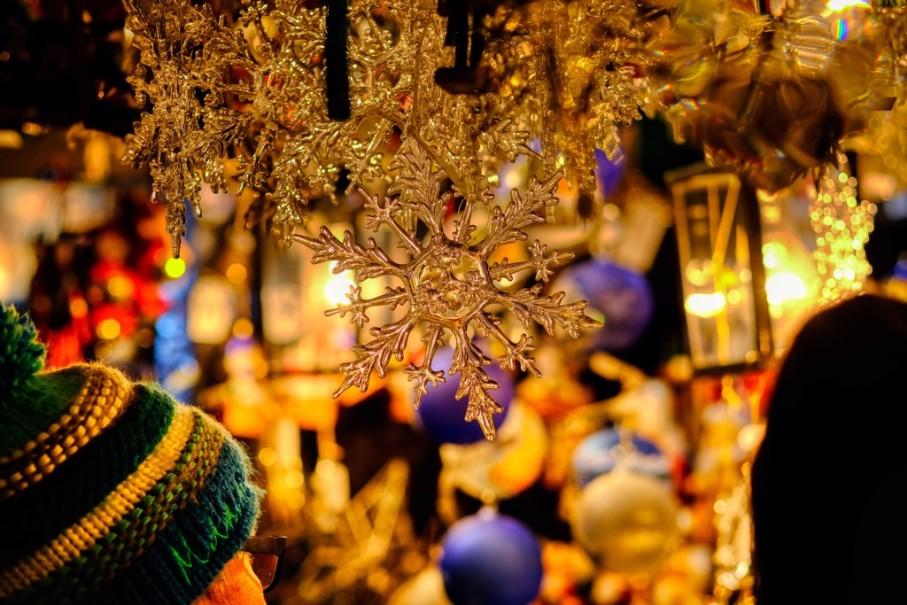 Advent v Německu a Francii: Amberg, Norimberk, Štrasburk (fotografie 7)