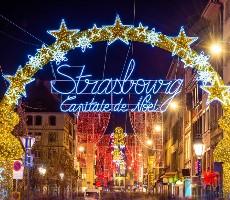 Advent v Německu a Francii: Amberg, Norimberk, Štrasburk