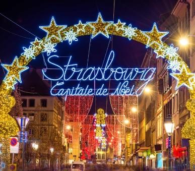 Advent v Německu a Francii: Amberg, Norimberk, Štrasburk (hlavní fotografie)