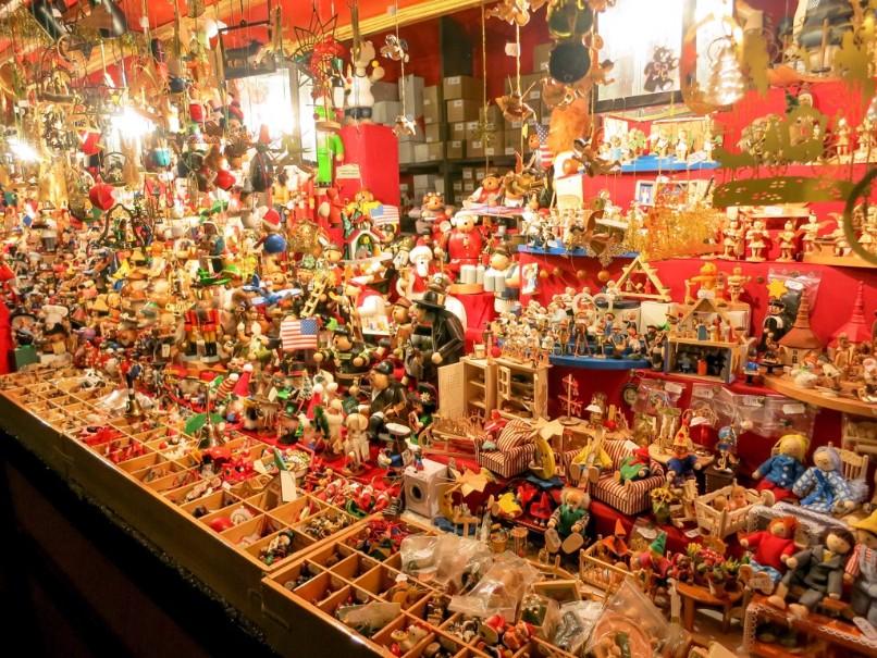 Advent v Německu a Francii: Amberg, Norimberk, Štrasburk (fotografie 9)