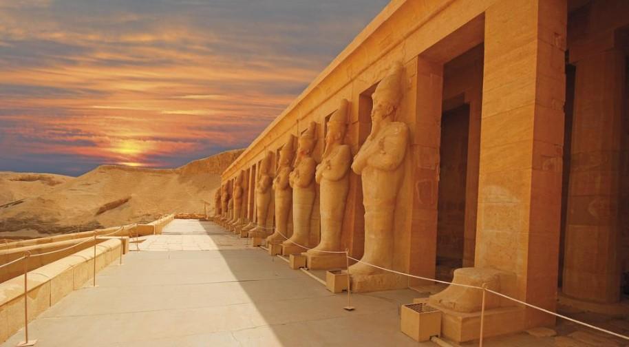 Pobyt u moře v Marsa Alam s poznáním Egypta (fotografie 6)