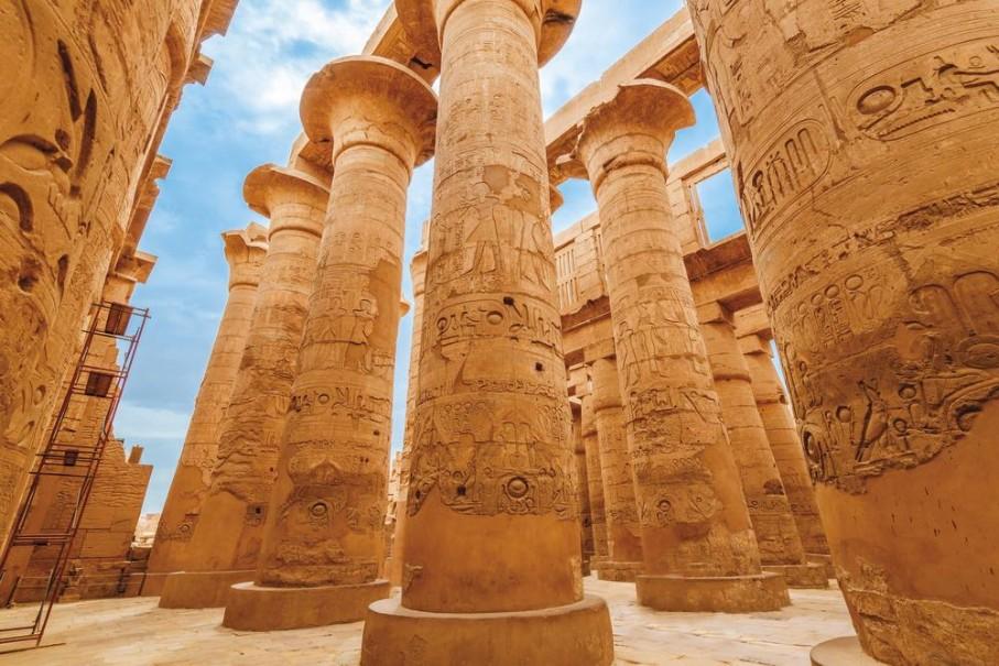 Pobyt u moře v Marsa Alam s poznáním Egypta (fotografie 7)