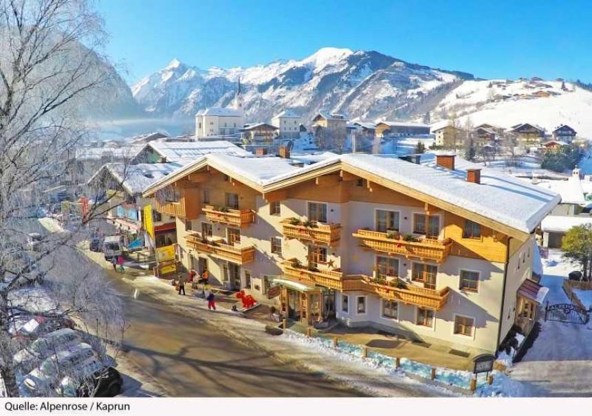 Pension Alpenrose (fotografie 1)