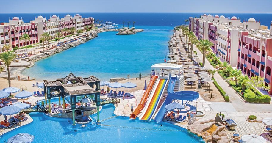 Hotel Sunny Days Resort Spa & Aqua Park (fotografie 2)