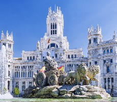 Madrid a Toledo