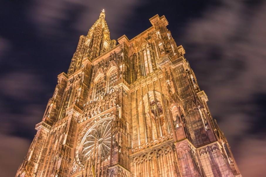 Advent v Německu a Francii: Amberg, Norimberk, Štrasburk (fotografie 12)