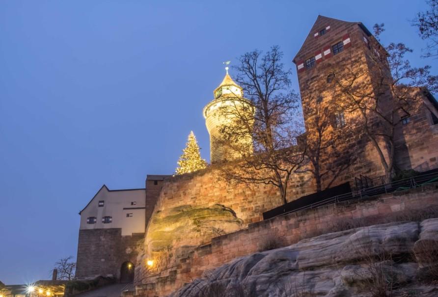 Advent v Německu a Francii: Amberg, Norimberk, Štrasburk (fotografie 13)