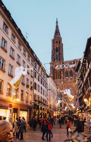 Advent v Německu a Francii: Amberg, Norimberk, Štrasburk (fotografie 17)