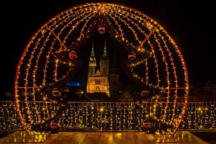 Slovinsko a Chorvatsko s Vánočními trhy (fotografie 27)