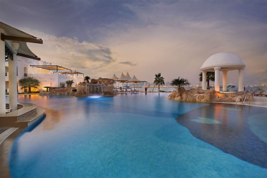 Hotel Sharq Village & Spa By Ritz (fotografie 5)