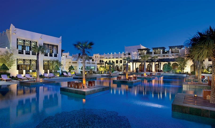 Hotel Sharq Village & Spa By Ritz (fotografie 13)