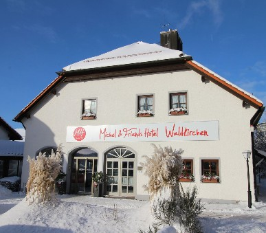 Michel & Friends Hotel Waldkirchen (hlavní fotografie)