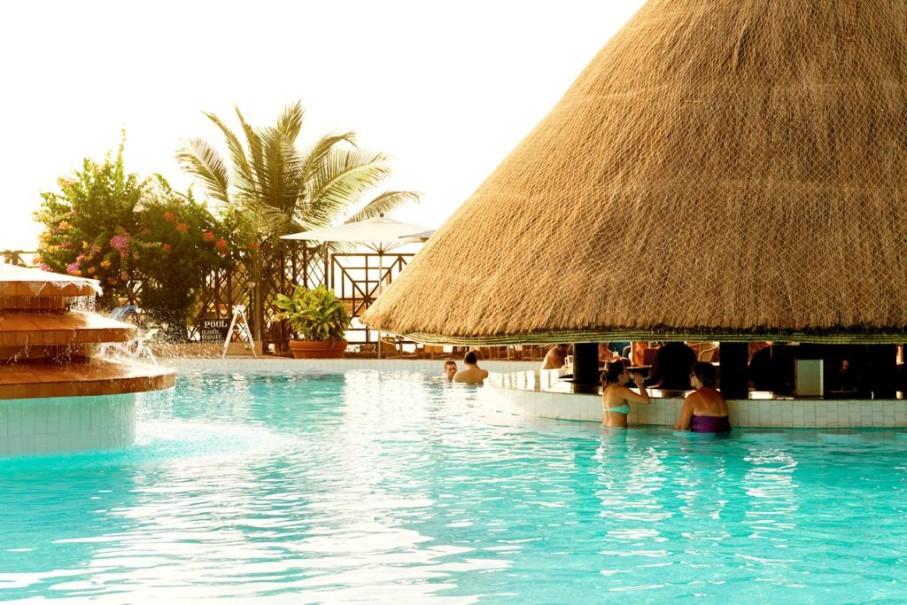 Komplex bungalovů Senegambia Beach (fotografie 37)