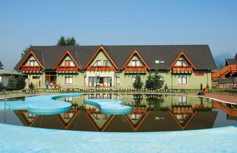 Hotel Bešeňová (fotografie 1)