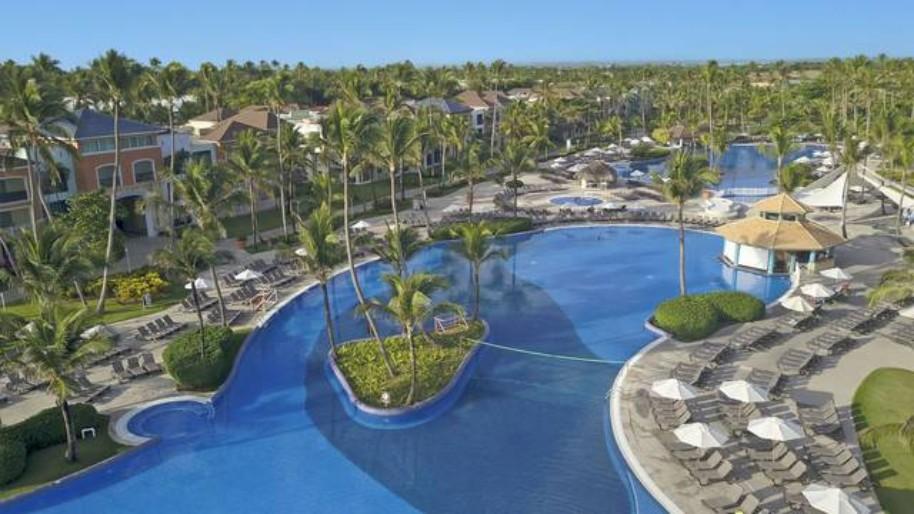 Hotel Ocean Blue & Sand (fotografie 2)