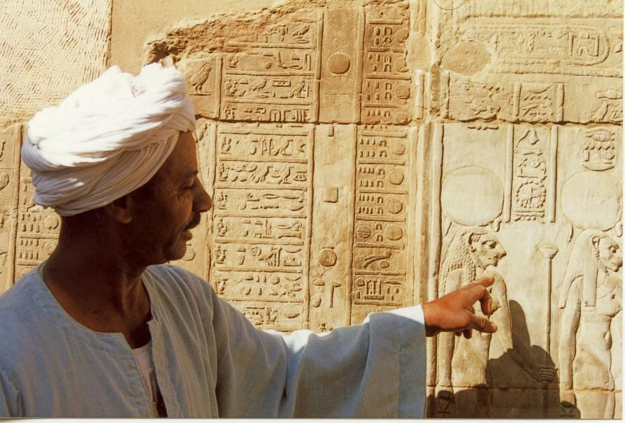Malý okruh Egyptem s koupáním v Hurghadě (fotografie 6)