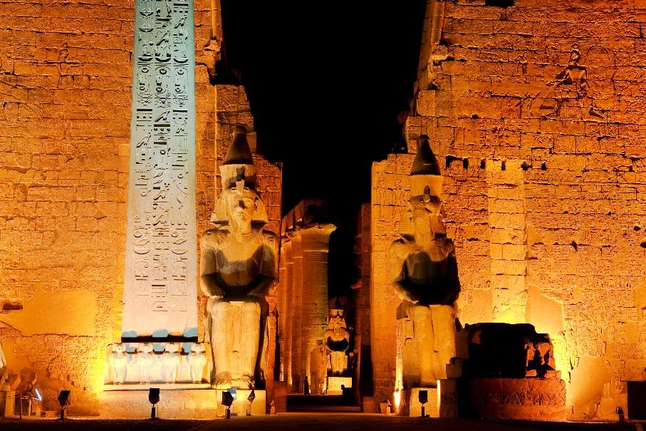 Egypt lodí po Nilu s pobytem u moře (fotografie 7)