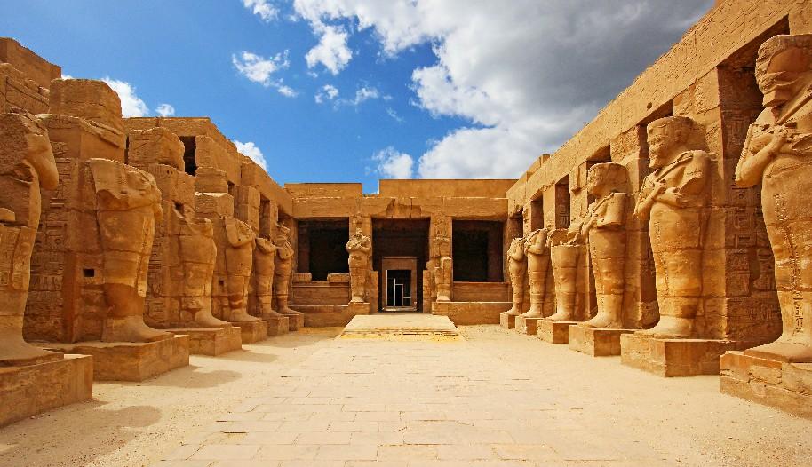 Malý okruh Egyptem s koupáním v Hurghadě (fotografie 7)