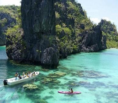 Hotel Miniloc Island